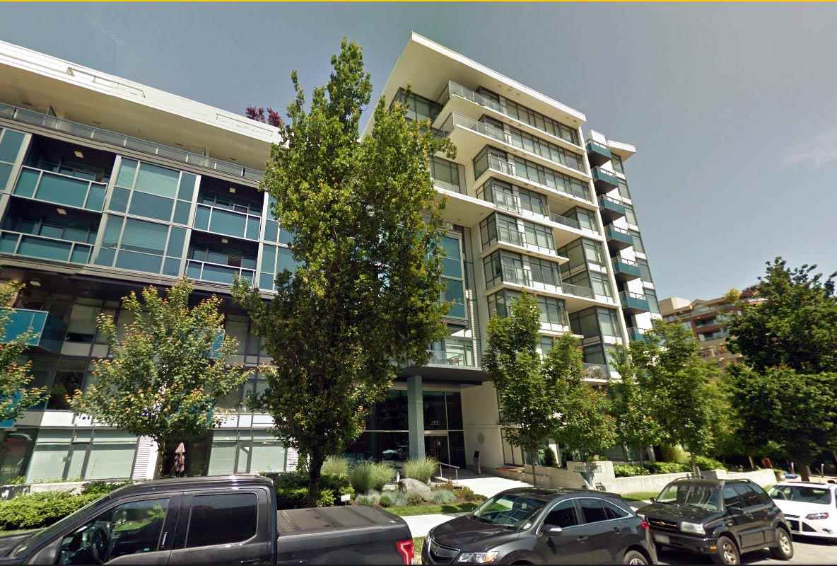 Main Photo: 1106 1777 W 7TH AVENUE in Vancouver: Fairview VW Condo for sale (Vancouver West)  : MLS® # R2109065