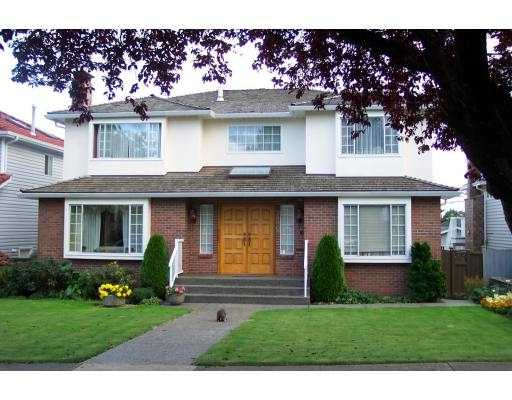 "Main Photo: 736 W 62ND AV in Vancouver: Marpole House for sale in ""marpole"" (Vancouver West)  : MLS®# V556411"