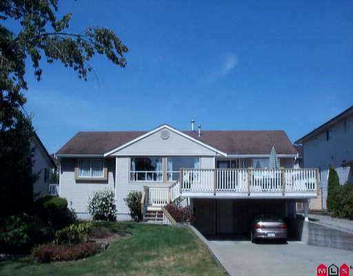 "Main Photo: 15439 80TH AV in Surrey: Fleetwood Tynehead House for sale in ""Fairway Park"" : MLS®# F2526064"
