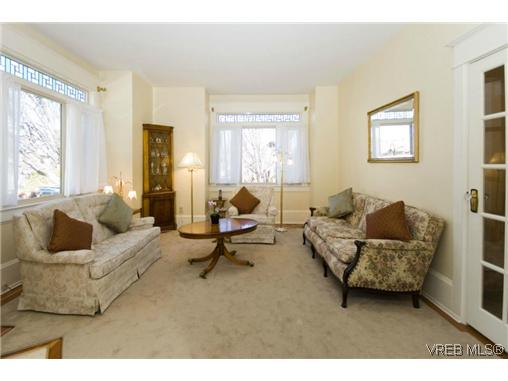 Photo 6: 1321 George Street in VICTORIA: Vi Fairfield West Single Family Detached for sale (Victoria)  : MLS(r) # 306112