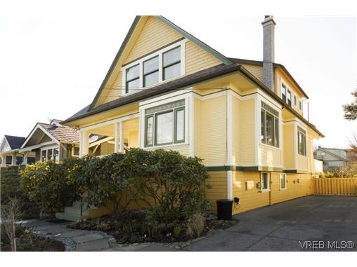 Photo 2: 1321 George Street in VICTORIA: Vi Fairfield West Single Family Detached for sale (Victoria)  : MLS(r) # 306112