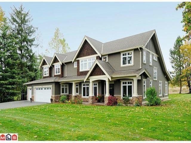 "Main Photo: 3718 232ND ST in Langley: Campbell Valley House for sale in ""South Langley"" : MLS® # F1225888"