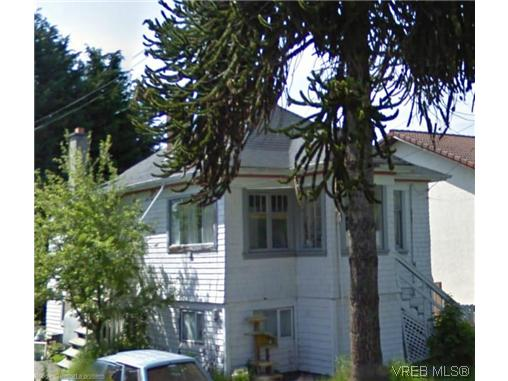 Main Photo: 2636 Scott Street in VICTORIA: Vi Oaklands Single Family Detached for sale (Victoria)  : MLS® # 301895