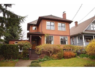 "Main Photo: 318 4TH Street in New Westminster: Queens Park House for sale in ""QUEEN'S PARK"" : MLS® # V987695"