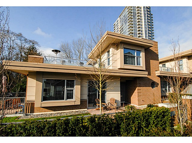 Photo 1: 7391 18TH ST in Burnaby: Edmonds BE Condo for sale (Burnaby East)  : MLS® # V1053036