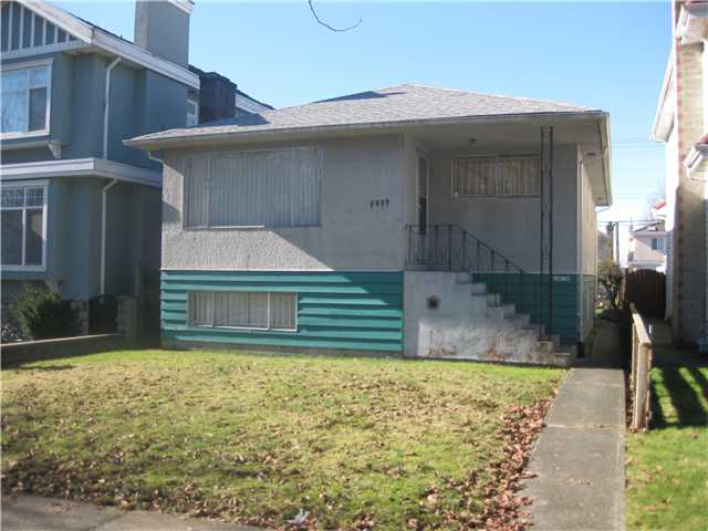 Main Photo: 5889 Mckinnon Street in Vancouver: Killarney VE House for sale (Vancouver West)  : MLS® # V876755