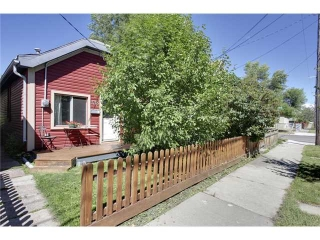 Main Photo: 1718 26 Avenue SE in CALGARY: Inglewood House for sale (Calgary)  : MLS(r) # C3628173