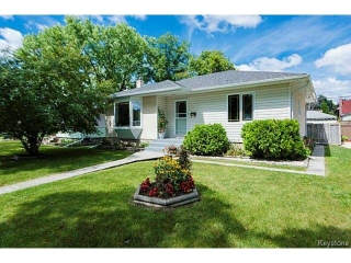 Main Photo: 119 Bank Avenue in WINNIPEG: St Vital Residential for sale (South East Winnipeg)  : MLS® # 1419669