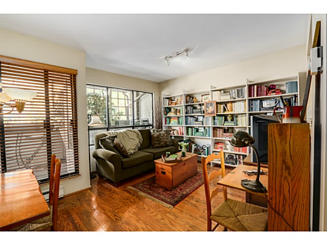 "Photo 14: 1724 CYPRESS Street in Vancouver: Kitsilano Townhouse for sale in ""CYPRESS MEWS"" (Vancouver West)  : MLS(r) # V1083303"