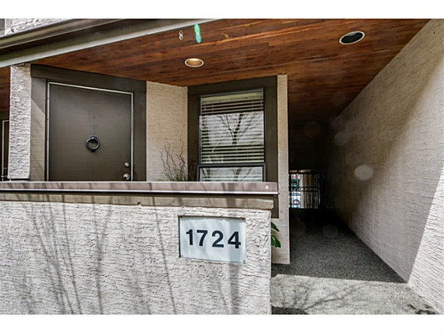 "Photo 2: 1724 CYPRESS Street in Vancouver: Kitsilano Townhouse for sale in ""CYPRESS MEWS"" (Vancouver West)  : MLS(r) # V1083303"