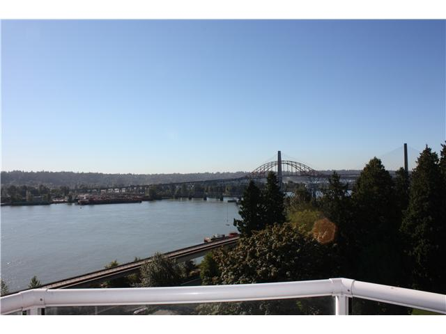 Main Photo: # 1106 69 JAMIESON CT in New Westminster: Fraserview NW Condo for sale : MLS®# V1084785