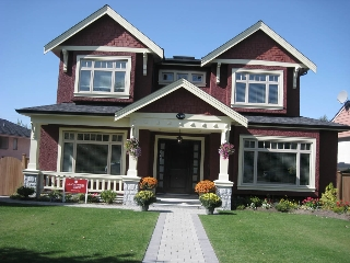 Main Photo: 5389 Heather St in Vancouver: House for sale
