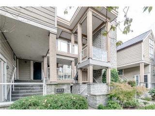 Main Photo: 103 953 W 8th Avenue in Vancovuer: Fairview VW Condo for sale (Vancouver West)  : MLS® # V1094473