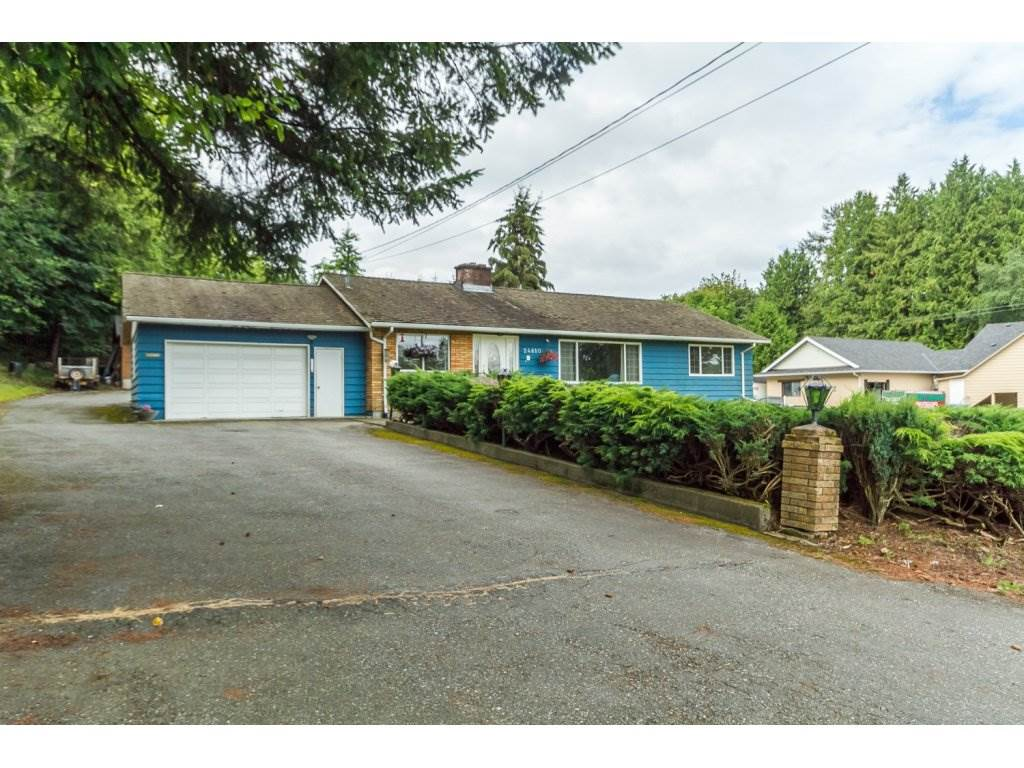 Main Photo: 24810 40TH AVENUE in Langley: Salmon River House for sale : MLS® # R2088309