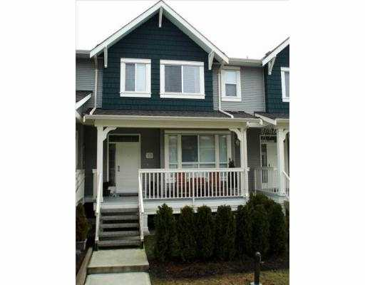 "Main Photo: 5999 ANDREWS Road in Richmond: Steveston South Townhouse for sale in ""RIVER WIND"" : MLS® # V628348"