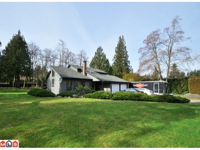 Main Photo: 2447 134TH Street in Surrey: Elgin Chantrell House for sale (South Surrey White Rock)  : MLS® # F1228978