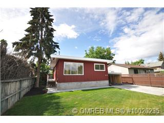 Main Photo: 879 Cadder Avenue in Kelowna: Kelowna South Residential Detached for sale (Central Okanagan)  : MLS(r) # 10020235