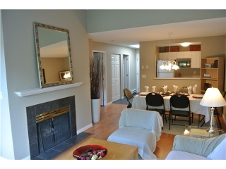 Main Photo: 410 2960 PRINCESS Crest in Coquitlam: Canyon Springs Condo for sale in &quot;THE JEFFERSON&quot; : MLS(r) # V1003626