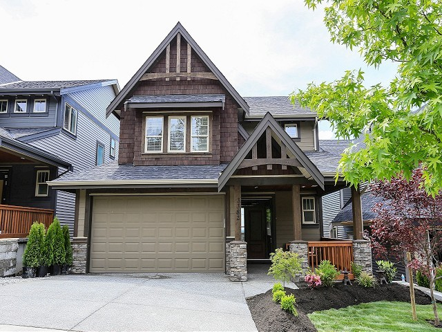 "Main Photo: 3382 HORIZON Drive in Coquitlam: Burke Mountain House for sale in ""SOUTHVIEW"" : MLS®# V1007378"