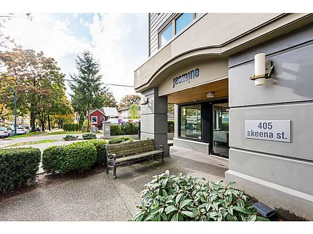 Main Photo: # 217 405 SKEENA ST in Vancouver: Renfrew VE Condo for sale (Vancouver East)  : MLS®# V1115002