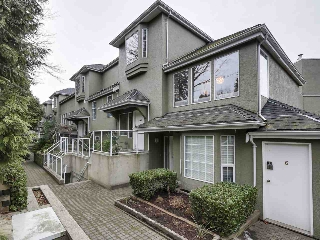 Main Photo: 2345 QUAYSIDE COURT in Vancouver: Fraserview VE Townhouse for sale (Vancouver East)  : MLS(r) # R2154138