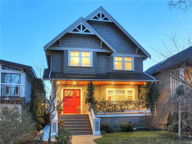 Main Photo: 48 E 18TH Avenue in Vancouver: Main House for sale (Vancouver East)  : MLS®# V929762