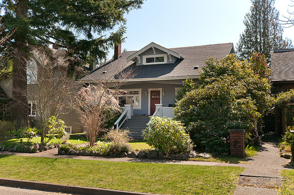 Main Photo: 3108 W 37TH Avenue in Vancouver: Kerrisdale House for sale (Vancouver West)  : MLS® # V998616