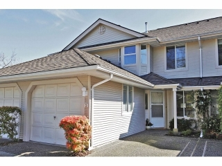 "Main Photo: 3 9045 WALNUT GROVE Drive in Langley: Walnut Grove Townhouse for sale in ""BRIDAL WOODS"" : MLS® # F1309800"