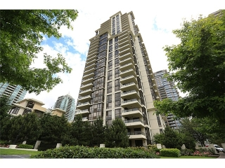 "Main Photo: 2701 2088 MADISON Avenue in Burnaby: Brentwood Park Condo for sale in ""FRESCO AT RENAISSANCE"" (Burnaby North)  : MLS(r) # V1012791"