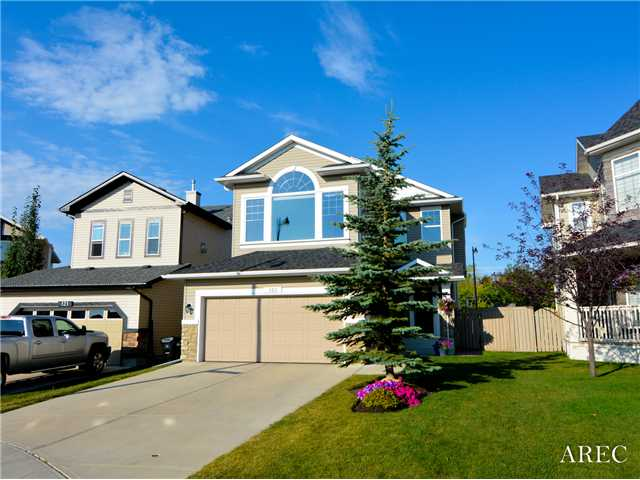 Main Photo: 125 WEST RANCH Road SW in CALGARY: West Springs Residential Detached Single Family for sale (Calgary)  : MLS® # C3585005