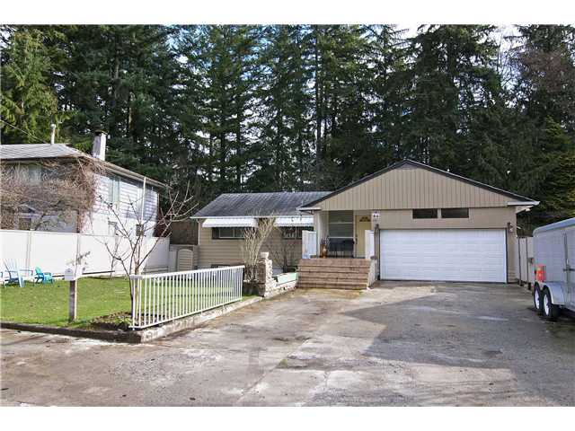 Main Photo: 2586 Hoskins Road in North Vancouver: Westlynn Terrace House for sale : MLS® # V986299