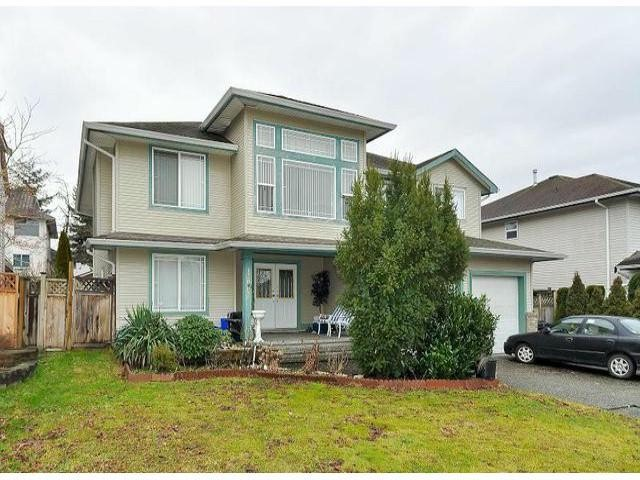 Main Photo: 12062 201B ST in Maple Ridge: Northwest Maple Ridge House for sale : MLS(r) # V1040907