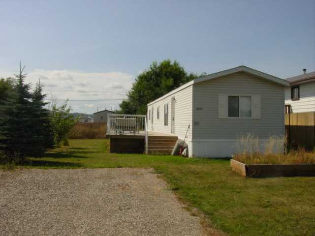 Main Photo: 10716 101ST Street: Taylor Manufactured Home for sale (Fort St. John (Zone 60))  : MLS(r) # N239138