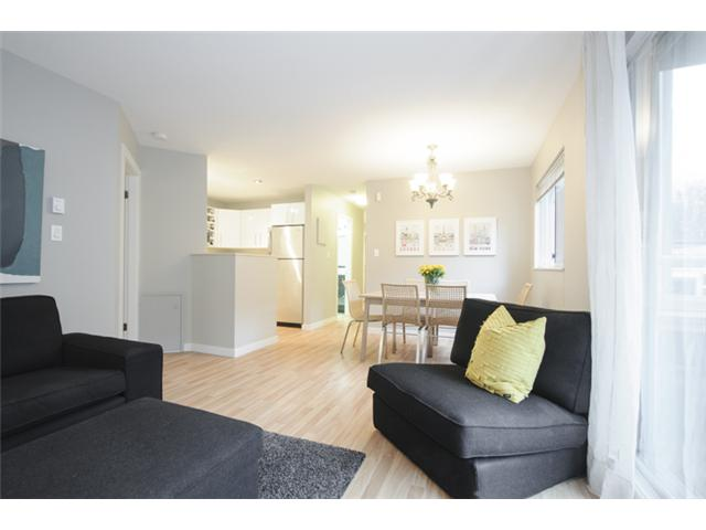 Photo 6: # 202 526 W 13TH AV in Vancouver: Fairview VW Condo for sale (Vancouver West)  : MLS(r) # V1094742