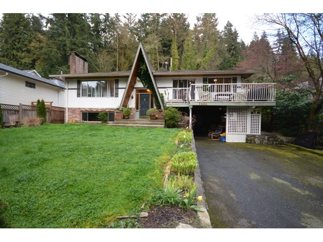 Main Photo: 1444 RIVERSIDE DR in North Vancouver: Seymour House for sale : MLS® # V1113790