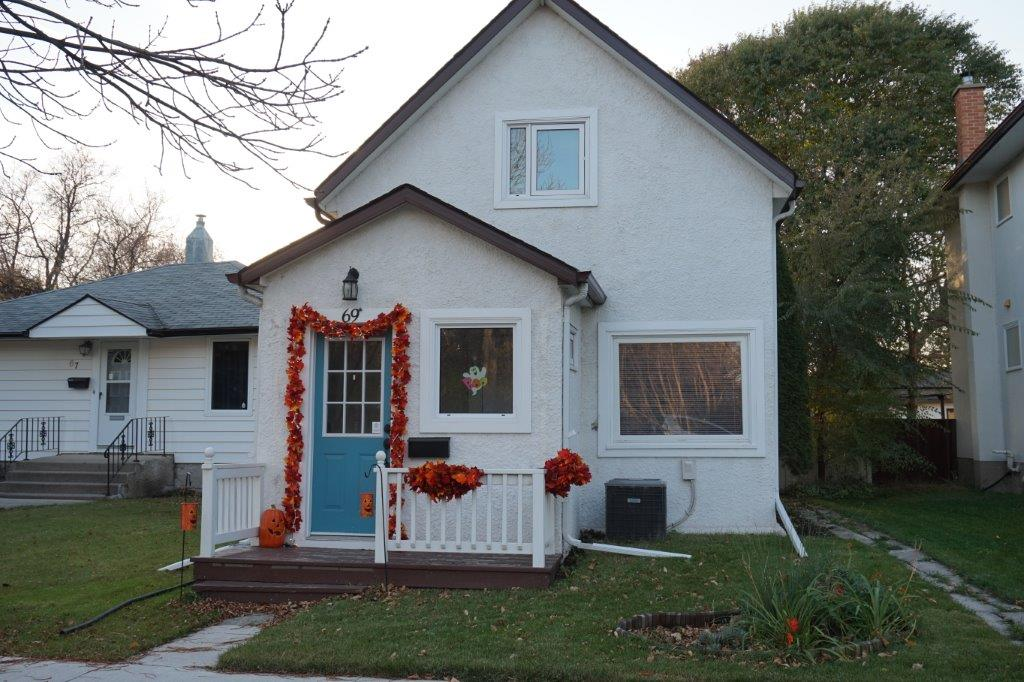 Main Photo: SOLD in : Norwood Single Family Detached for sale (South East Winnipeg)  : MLS®# 1528219