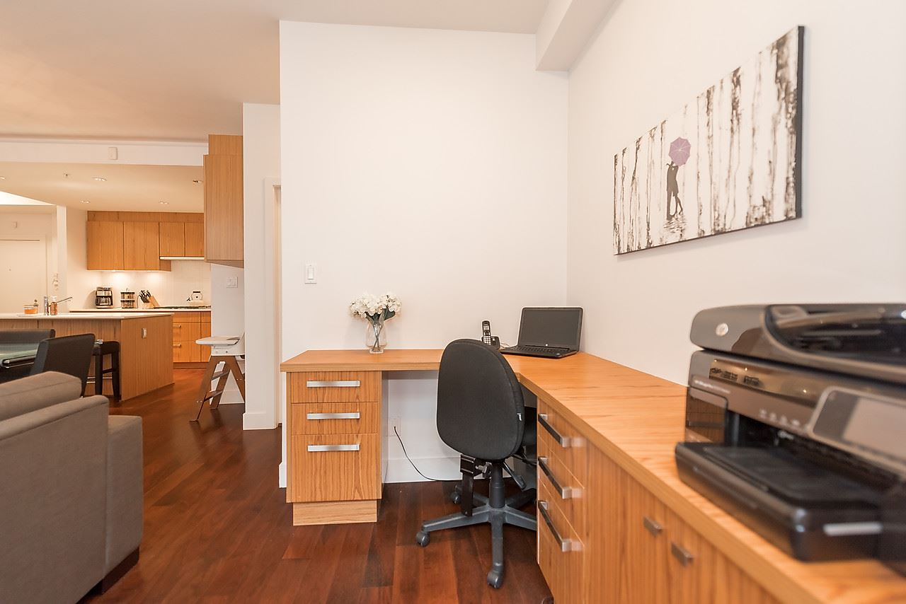 Photo 11: 105 1675 W 8TH AVENUE in Vancouver: Fairview VW Townhouse for sale (Vancouver West)  : MLS(r) # R2010745