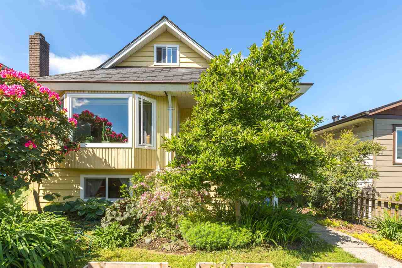 Main Photo: 3435 SLOCAN STREET in Vancouver: Renfrew Heights House for sale (Vancouver East)  : MLS®# R2066831