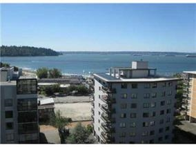 Main Photo: 1002 555 13TH STREET in West Vancouver: Ambleside Condo for sale : MLS® # R2115445