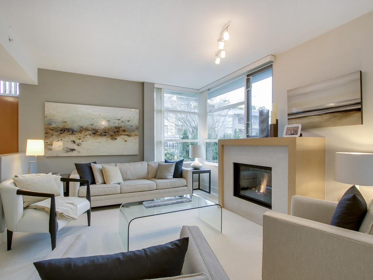 Photo 3: 113 6018 IONA DRIVE in Vancouver: University VW Townhouse for sale (Vancouver West)  : MLS® # R2146501