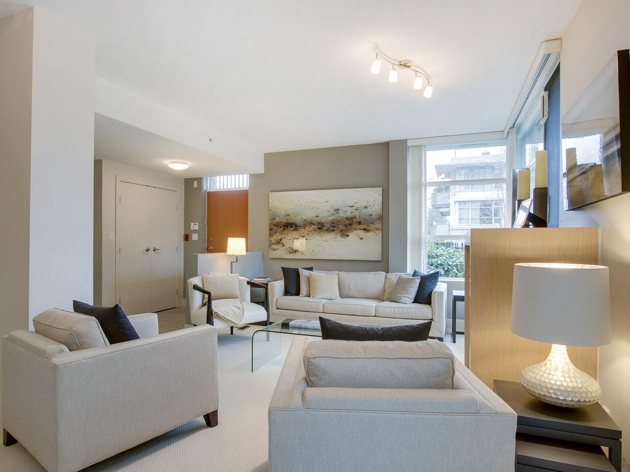 Photo 4: 113 6018 IONA DRIVE in Vancouver: University VW Townhouse for sale (Vancouver West)  : MLS® # R2146501