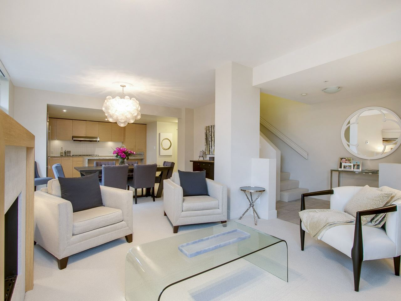 Photo 5: 113 6018 IONA DRIVE in Vancouver: University VW Townhouse for sale (Vancouver West)  : MLS® # R2146501