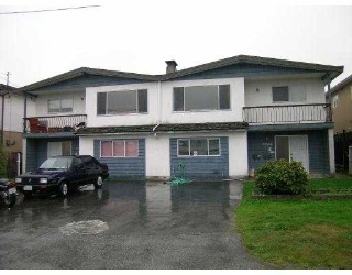 Main Photo: 5708 - 5710 HARDWICK ST in Burnaby: Central BN House Fourplex for sale (Burnaby North)  : MLS® # V569532