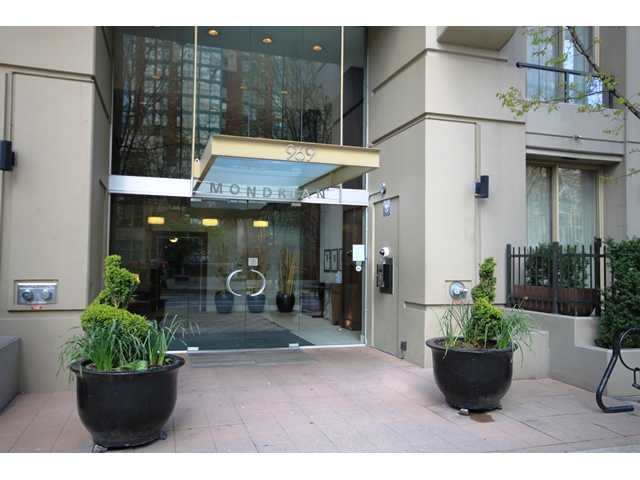 "Main Photo: 1208 969 RICHARDS Street in Vancouver: Downtown VW Condo for sale in ""MONDRIAN II"" (Vancouver West)  : MLS® # V944640"