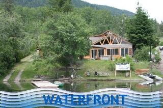 Main Photo: Little Shuswap Leased Waterfront!