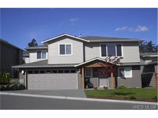 Main Photo: 2642 Capstone Place in VICTORIA: La Mill Hill Single Family Detached for sale (Langford)  : MLS(r) # 187052