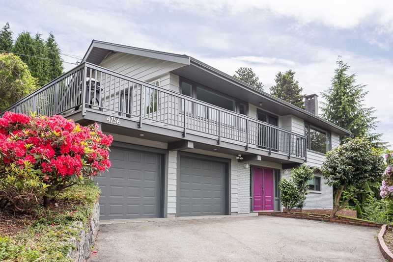 Main Photo: 4756 PENZANCE DR in Burnaby: Capitol Hill BN House for sale (Burnaby North)  : MLS(r) # V1126770