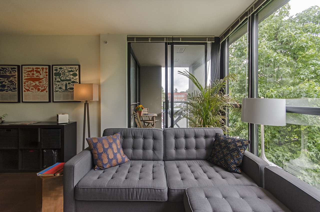 Photo 10: 305 2036 W 10TH AVENUE in Vancouver: Kitsilano Condo for sale (Vancouver West)  : MLS® # R2089487