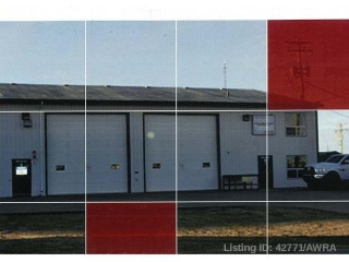 Main Photo: 6 3505 38 Avenue in Whitecourt: Industrial for lease : MLS(r) # 42771