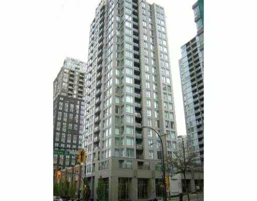 "Main Photo: 1001 HOMER Street in Vancouver: Downtown VW Condo for sale in ""THE BENTLEY"" (Vancouver West)  : MLS® # V627100"